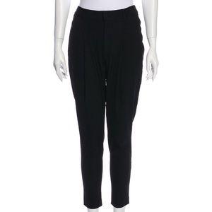 $525 HELMET LANG DRESS PANTS